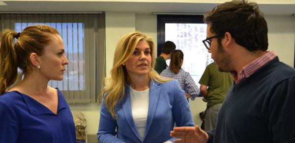 Eva Ortíz propone a Alicante como sede para una nueva Agencia Europea de Turismo