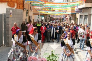 Fiesta Calle de la Cruz