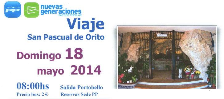 Cita con el Partido Popular en San Pascual de Orito