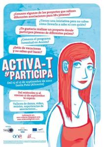 Cartel Activa-T