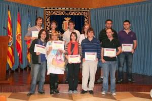 Premios Convocatoria Jove 2010