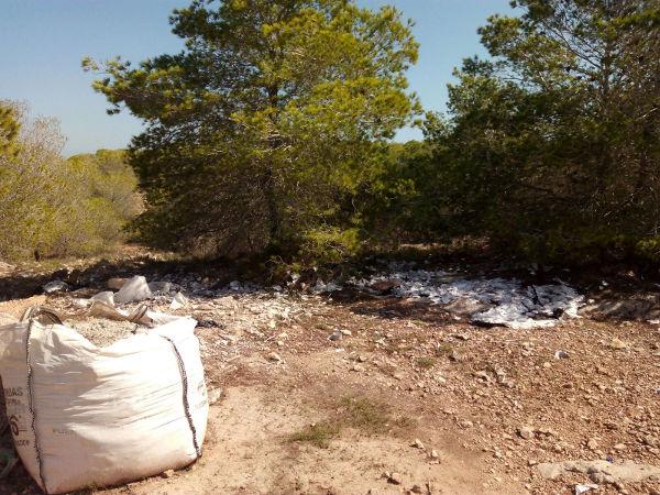 El PP denuncia el abandono de la sierra por parte del Gobierno Municipal.