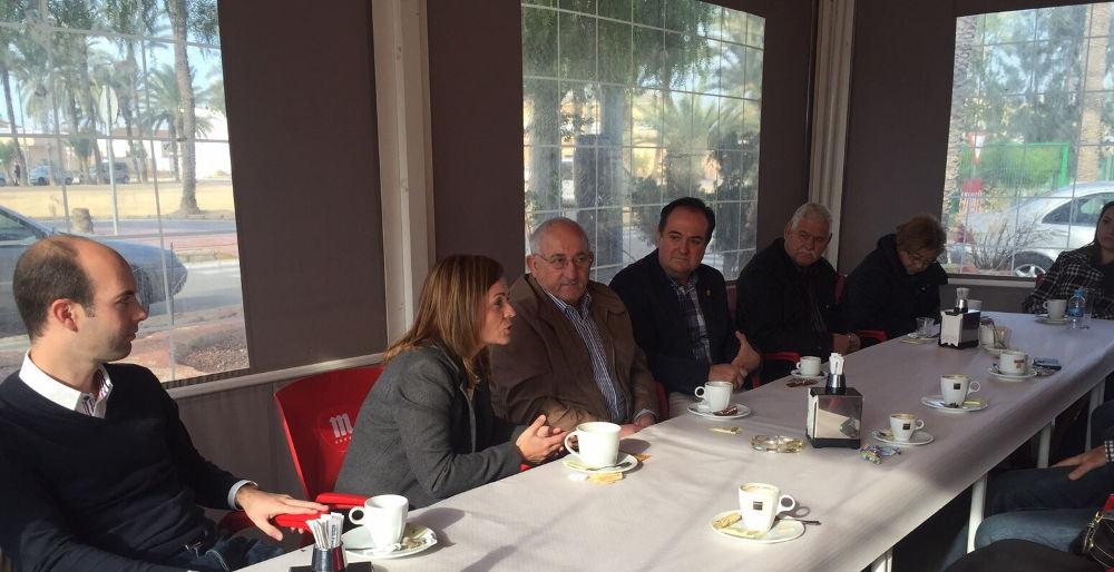 """Loreto Cascales: """"Los pequeños municipios son santo y seña de la Provincia de Alicante"""""""