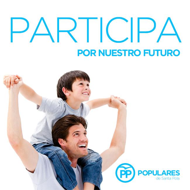 Banner Participa Afiliate Populares Santa Pola
