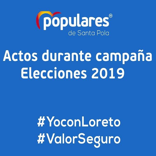 Banner 14 Congreso Provincial Populares Comunidad Valenciana
