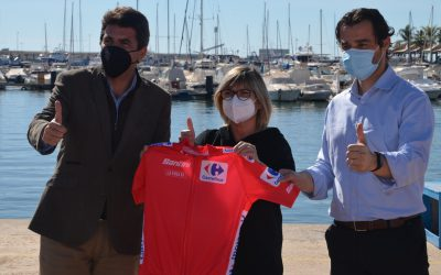Santa Pola será salida de la octava etapa de la Vuelta Ciclista 2021
