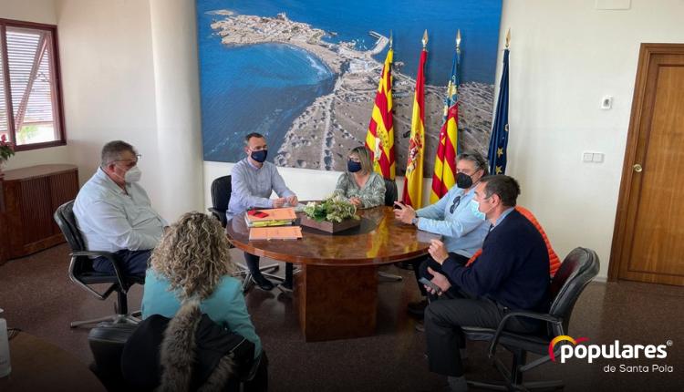 El Ayuntamiento ha mantenido una nueva reunión con la Urbanización Panorama de Gran Alacant