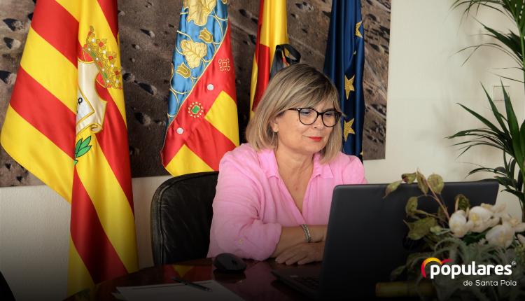 La Alcaldesa participa en el Consejo de Gobierno de la Red Española de Ciudades por el Clima
